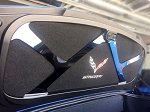 C7 Corvette Stingray/Z06/Grand Sport Convertible 2014+ Trunk Lid Brace - Brushed / Polished