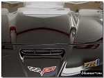C6 Corvette ZR1 2005-2013 RaceMesh Nose Scoop Grille