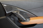 C7 Corvette Stingray/Z06/Grand Sport 2014+ Real Carbon Fiber Passenger Door Handle