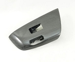 C7 Corvette Stingray/Z06/Grand Sport 2014+ Real Carbon Fiber Passenger Side Power Window Bezel