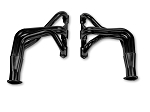 C2 C3 Corvette 1965-1977 Hooker - Full Length Headers - Black Ceramic Finish