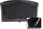 C6 Corvette 2005-2013 Headliner Blackout