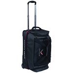 C7 Corvette 2014+ 22 Inch Rolling Duffle Bag - Embroidered
