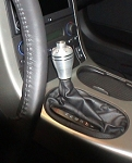 C6 Corvette 2005 Aluminum Automatic Shift Knob