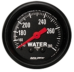 C3 C4 C5 C6 C7 Corvette 1968-2014+ Autometer 2-1/16 inch Water Temperature 140-280F