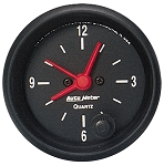Autometer 2-1/16 inch 12 Hour Clock