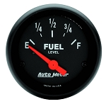 C3 C4 C5 C6 C7 Corvette 1968-2014+ Autometer 2-1/16 inch Fuel Level 0-30 ohm GM SSE
