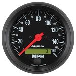 Autometer 3-3/8 inch Speedometer 0-160 MPH