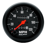 Autometer 3-3/8 inch Speedometer 0-120 MPH