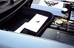 C5 Corvette 1997-2004 Engine Fuse Box Lid Cover - Polished Stainless Steel