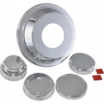 C4 Corvette 1992-1996 Chrome Cover Kit - 5pc