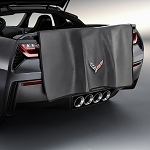 C7 Corvette Stingray/Z06/Grand Sport 2014-2019 Rear Bumper Fascia Protector