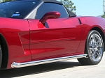 2005-2013 C6 Corvette Side Pipes