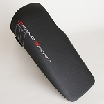 C6 Corvette Grand Sport 2012-2013 OEM Console Lid w/ Embroidered Logo