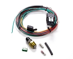 C3 Corvette 1968-1982 Be Cool Electric Radiator Cooling Fan Wiring Harness Kit