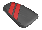 C5 Corvette 1997-2004 Grand Sport-Inspired Leather Console Cover/Full Assembly Option