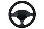 C3 Corvette 1977-1982 Leather Steering Wheel Cover - Two Tone