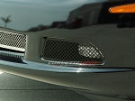 C6 Corvette Laser Cut Custom Painted Driving Light Grilles - Pair