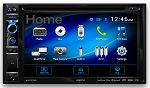 Axxera Double Din HDMI 2-Way Bluetooth Radio