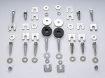 C2 Corvette 1963 Body Mount Bolt Kit