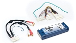 C5 Corvette 1997-2004 Amplifier Integration Interface - Aftermarket Amp to Stock Radio