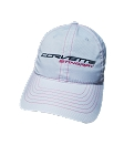 C7 Corvette Stingray 2014+ Ladies Unstructured Hat w/ Flip & Grip Closure