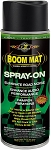 Spray-On Boom Mat Sound Deadener