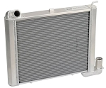 C2 C3 Corvette 1963-1972 DeWitts HP Direct Fit Aluminum Big Block Radiator - 2 Row / 1.25in Tube - Transmission Selection