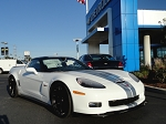 Corvette C6 Base / Grand Sport / Z06 / ZR1 2013 60th Anniversary GM Stripe Kit