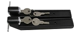 C3 Corvette 1968-1982 T-Top Locks - Pair