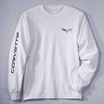 C6 Corvette 2005-2013 Race Day Long Sleeve T-Shirt