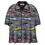 C5 Corvette 1997-2004 Camp Shirt - David Carey Design