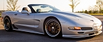 C5 Corvette Base / Z06 1997-2004 Side Skirts