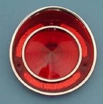 C3 Corvette 1968-1973 Tail Light Lens