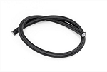 8AN Black Nylon Braided CPE Fuel Hose - Length Options