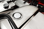 C5 Corvette 1997-2004 Coolant Tank Cover and Cap - Polished