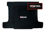C6 Corvette Z06 2006-2013 Lloyd Ultimat Single Logo Cargo Mat