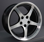 C4 C5 Corvette 1984-1997 OEM Style Set of 4 18x9.5 Wheels
