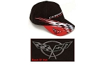 C5 Corvette 1997-2004 Racing Cap - Black