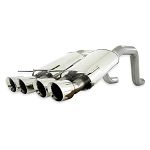 C6 Corvette Z06/ZR1 2006-2013 Stainless Works Exhaust - 3 Inch