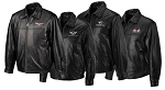 C3 C4 C5 C6 Corvette 1968-2013 Mens Lambskin Corvette Leather Jackets - Long