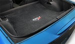 C6 Corvette 2013 Lloyd Ultimat Cargo Mat - 60 Years Emblem