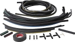 C3 Corvette 1968-1982 Headlight & Wiper Door Vacuum Hose Kits