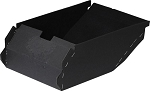 C3 Corvette 1968-1979 Rear 3-Door Storage Compartment Center Glove Box Liner