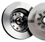 C3 1965-82 Corvette Rotors, Hubs & Spindles Rear