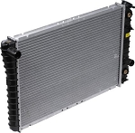 C4 Corvette 1984-1989 Radiator - Stock Replacement