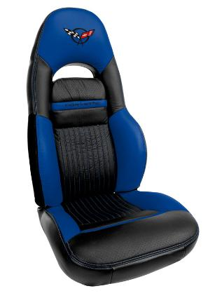 C5 Corvette 1997 2004 Z06 Inspired Leather Sport Seat