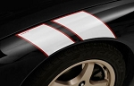 C5 Corvette 1997-2004 Fender Accent Stripes - Grand Sport Inspired