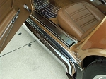 C3 Corvette 1968-1977 Stainless Steel Door Sills