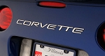 C5 Corvette 1997-2004 Corvette Rear Letters - Stainless Steel